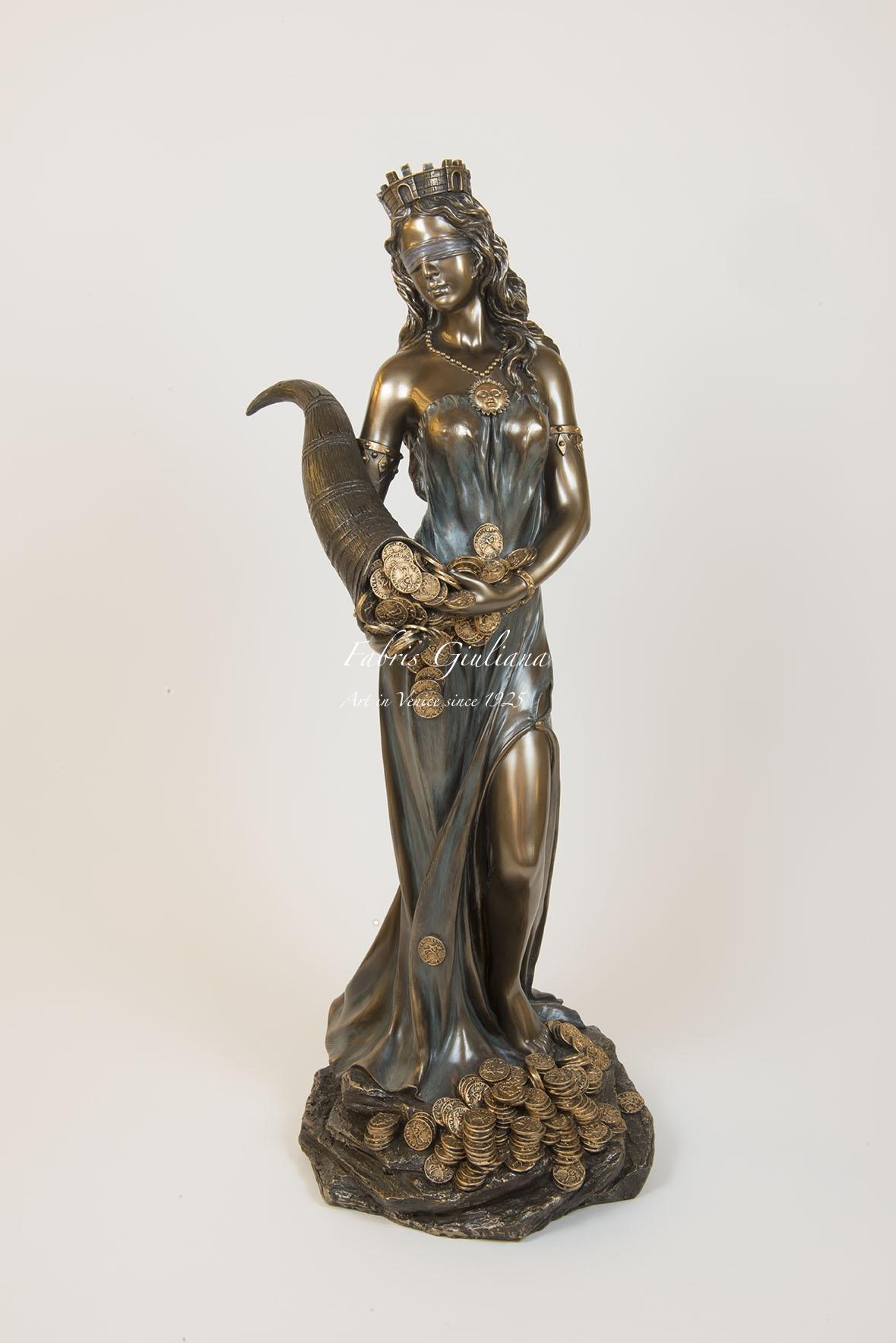 Goddess of Fortune ( Tyche )