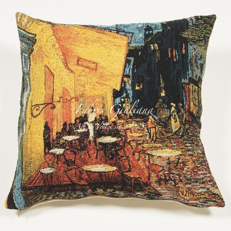 Cafè Terrace by Vincent Van Gogh