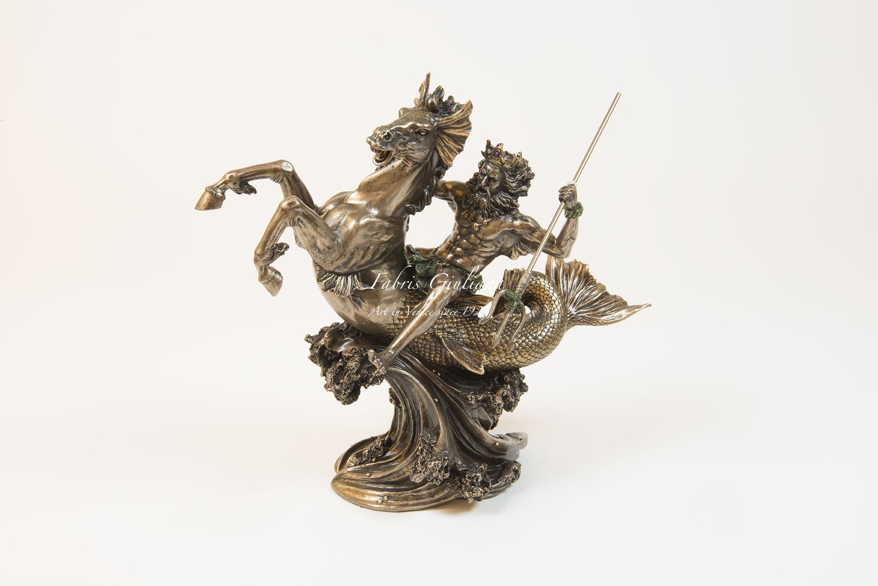 Poseidon with Hippocampus (Neptune)