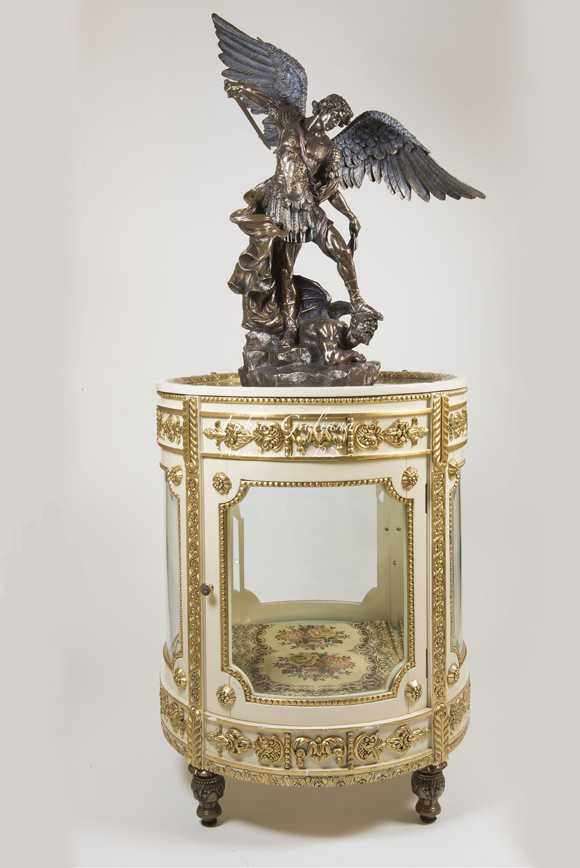 St Michael by Guido Reni